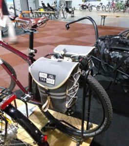 1-fiets achtertassen