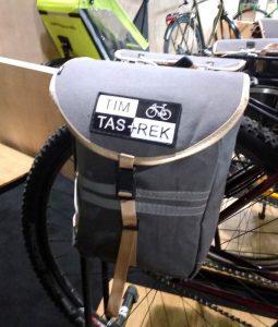 1- fiets achtertassen