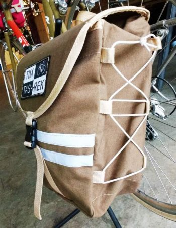 1-front pannier  bicycle